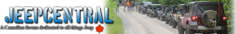 JeepCentral.ca - Jeep Central Canada Forums - Powered by vBulletin